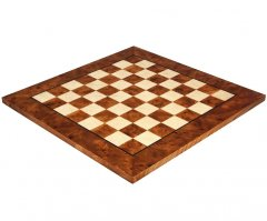 Briarwood & Elmwood Luxury Chess Board 17 Inches