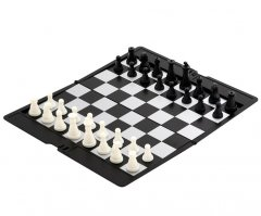 Magnetic Slim line Travel Chess Set