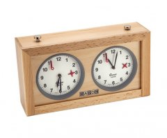 Garde Analogue Championship Chess Clock