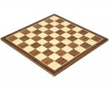 Walnut & Maple Chess Board 12.5 Inches