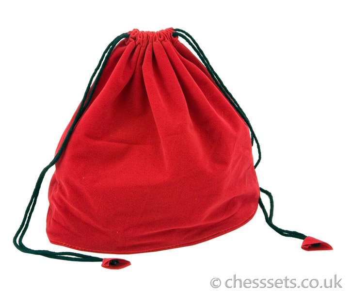 Draw String Chess Piece Bag - Click Image to Close