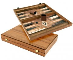 Manopoulos Club Backgammon Large