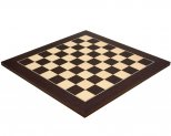Wenge & Maple Deluxe Chess Board 17.75 Inches