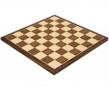 Walnut & Maple Chess Board 13.75 Inches