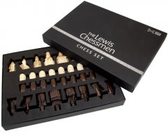 Official Isle Of Lewis Chess Set Scottish National Museum
