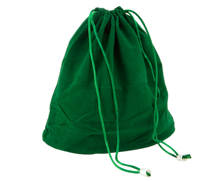 Draw String Chess Piece Bag