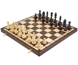 European Olympic Folding Chess Set
