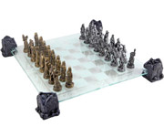 Glass Chess Sets