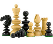 Ornate Chess Pieces