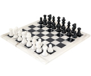 Alabaster Marble Chess Sets
