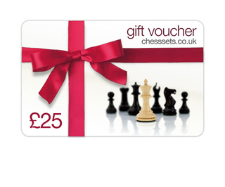 ChessSets.co.uk £25 Gift Voucher