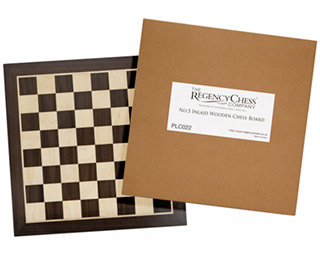 21 Inch No.6 Inlaid Wooden Chess Board